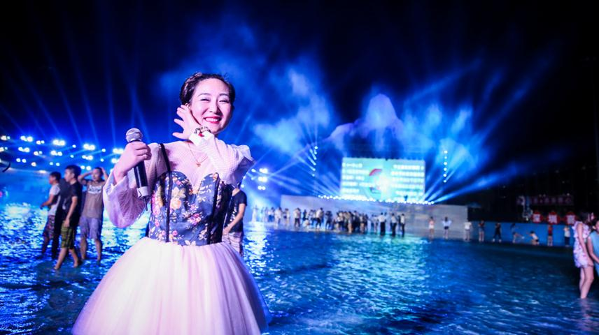 第三届济南泉水节欢乐启幕