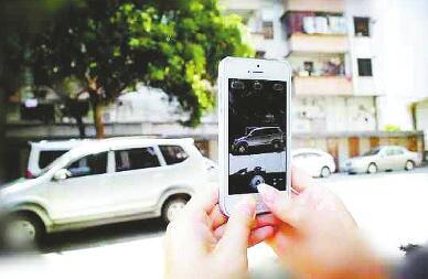 济南交警提示:大量违法停车举报线索暂无法作为执法证据用