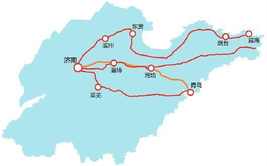 济青北线限速309国道等将成新选择 济青南线虽远但省时