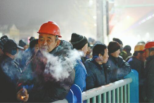 脸谱化的济南马路劳务市场 背后是一张张真实而生动的脸