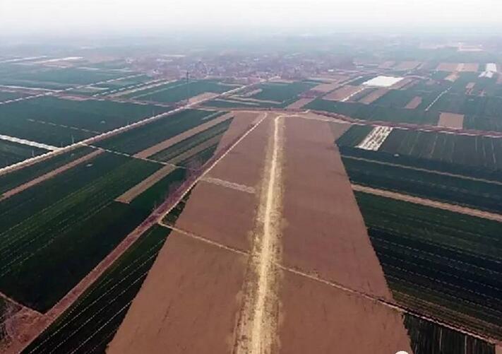 获正式批复的菏泽机场建设进展如何?看施工现场实拍