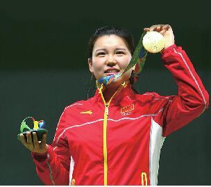 奥运冠军张梦雪参评泉城女性年度榜样:对女性来说自信