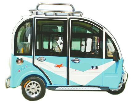 济南14天查扣897辆问题代步车 非法驾驶或