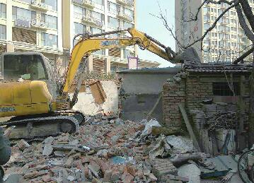 历下区东关街道:激发拆违拆临的群众力量