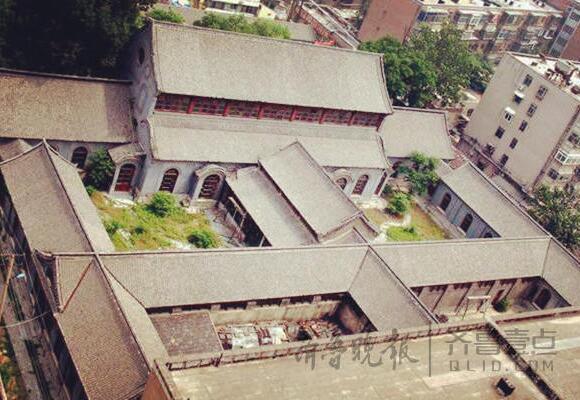 济南最早的博物馆:一条街道由一座建筑广智院命名