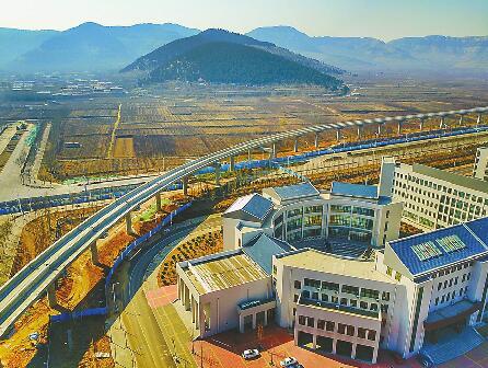 """济南绘出今后五年""""新颜值"""" 地铁延至卫星城和远郊县"""