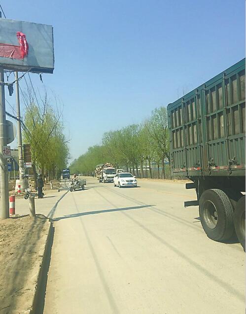 两座在建黄河大桥7月底通车 连接道路改