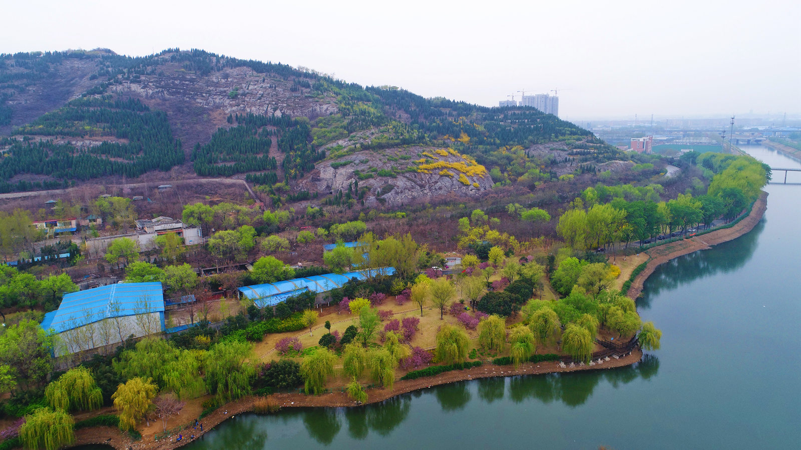 腊山风景区图片