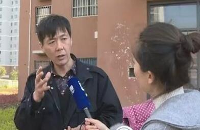 枣庄男子未交房撬门装修入住 发现装错房子