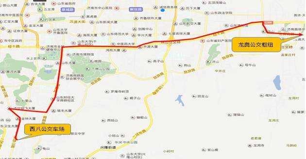济南公交将开通通勤快速巴士T1路线 优化调整T5路线及运营时间
