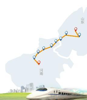郑济高铁将走长清接入济南西站 长清站点选址仍未定