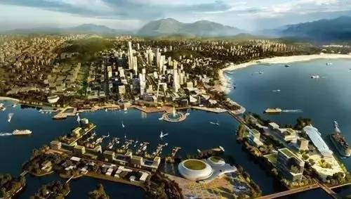 山东县(市区)GDP大比拼 黄岛550亿元雄踞第一