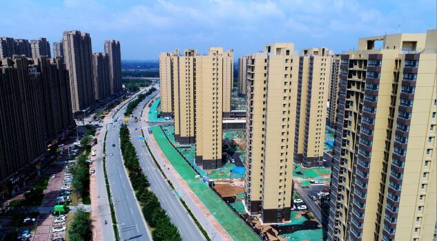济南最大安置片区月底交房入住 共配建安置房7873套