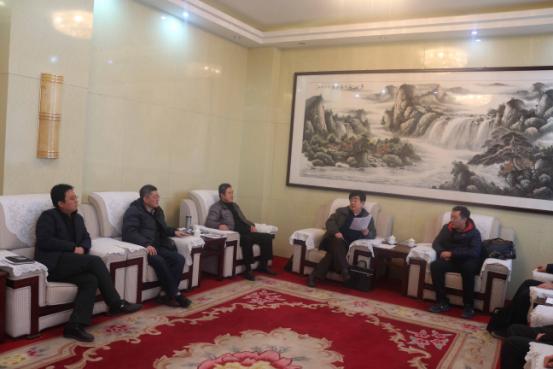 市安委会第二督导组到济阳县督查安全生产工作