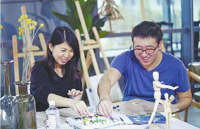 艺术手作体验在济南悄然走红 提高素质沉淀浮躁心情