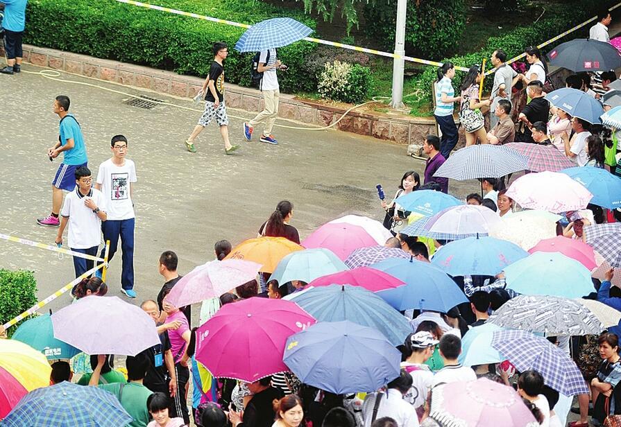 2017年济南市初三学生学业水平考试今日开启