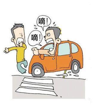 """""""电警""""上岗!济南整治机动车违法行为 车辆不让人抓拍没商量"""