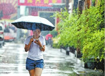 本周济南天气不太平静 降雨