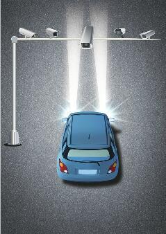 爱用远光灯的司机要注意啦!开车乱用远光灯也要被抓拍