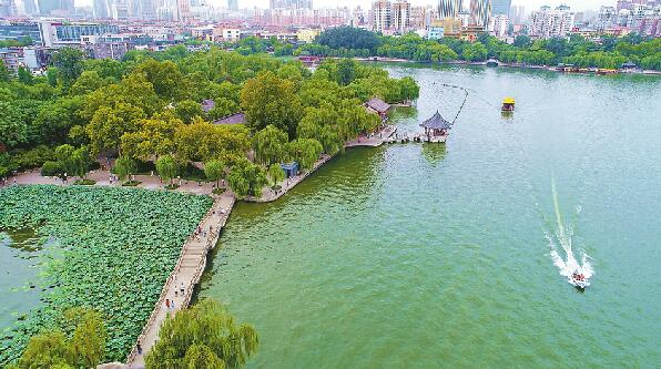 """""""济南泉·城文化景观""""申遗正式启动 致力于申报文化遗产"""