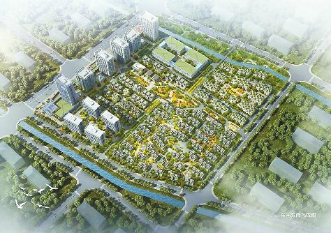 """济南""""打印机小镇""""落户西城明年投产 未来目标年产值10个亿"""