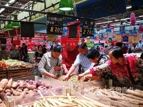 济南蔬菜最便宜的季节过了 菜要涨价咯