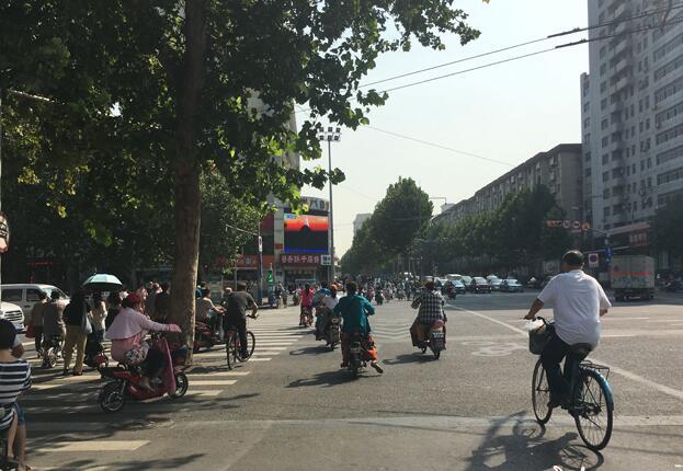13日济南最高气温32℃ 未来7天内