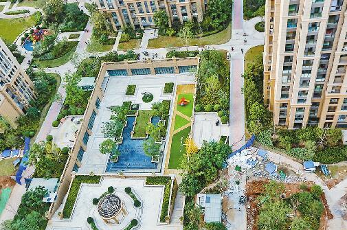天齐奥东花园配套公办园仍是空地 开发商称因问题延误