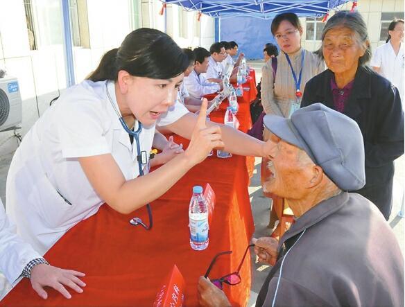 济南市首家四位一体区域医联体成立 黄河北村民家门口可享三甲医院服务