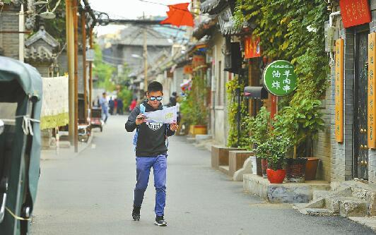济南古街巷的新经济:后宰门街的变与不变
