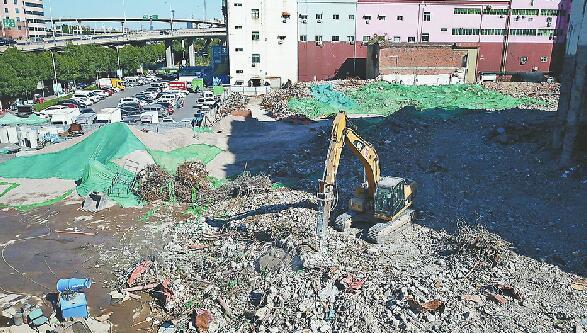 建筑垃圾再利用站上风口:政策破局在即 公司摩拳擦掌
