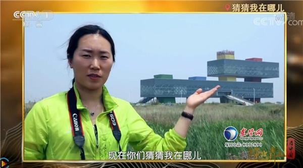 棒棒哒!央视《绿水青山看中国》撒贝宁出题猜东营
