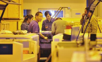 济南能否再添一个千亿级产业? 部分企业自发筹建激光产业园