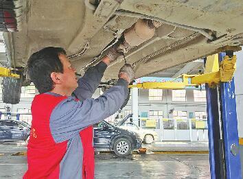济南拟设立专门维护站 机动车尾气排放不合格强制维修