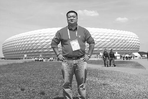 一位体育记者的人生丰碑——追忆青岛早报体育部原主任马洪文