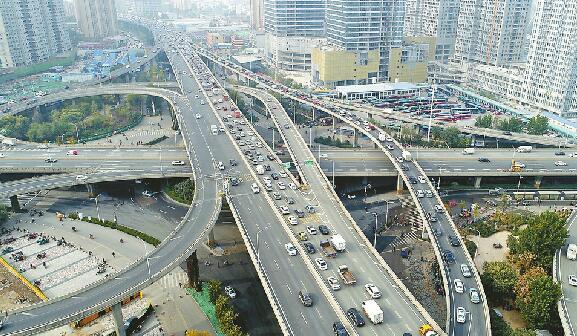 济青北线小许家枢纽至零点立交段封闭 将建3座特大桥