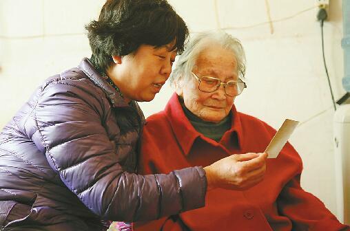 """女儿杨歆眼里的陈叶翠 她一生都在用行动诠释""""爱"""""""