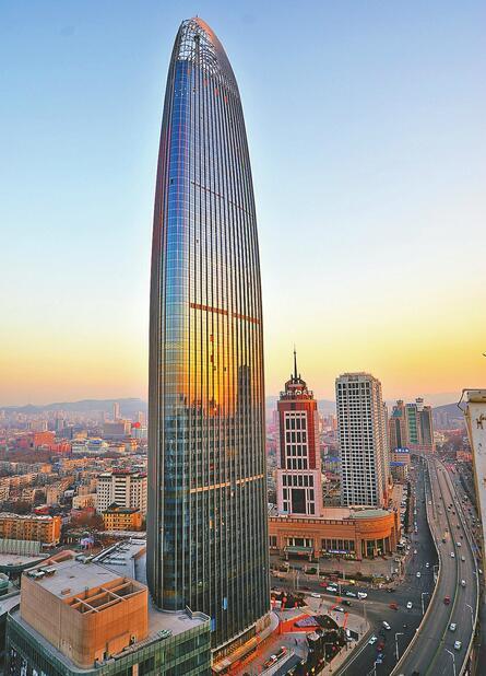 """文明,昂扬向上的奋进坐标——写在济南成功创建""""全国文明城市""""之际"""