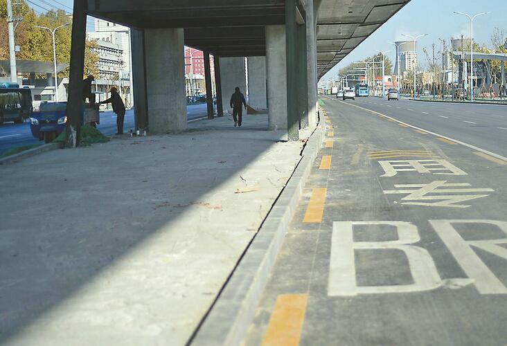 济南最长快速公交走廊!工业北路建17处brt站台