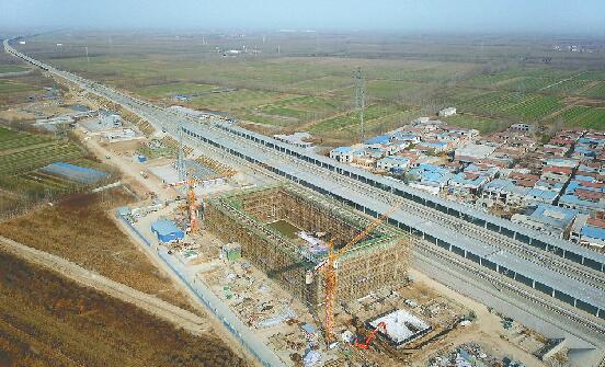 石济客专今起试运行 齐河站不再考虑改名济南北站