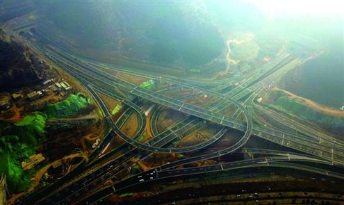 两条快速路通车在即 济南东北城区到西南城区省1小时