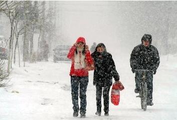 """都到""""大雪""""了,济南的雪为何还不来?看看这些数据"""
