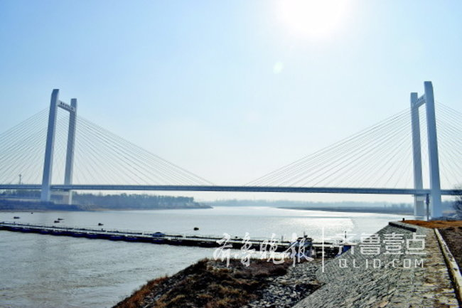 万里黄河第一跨!齐河黄河大桥本月中旬具备通车条件