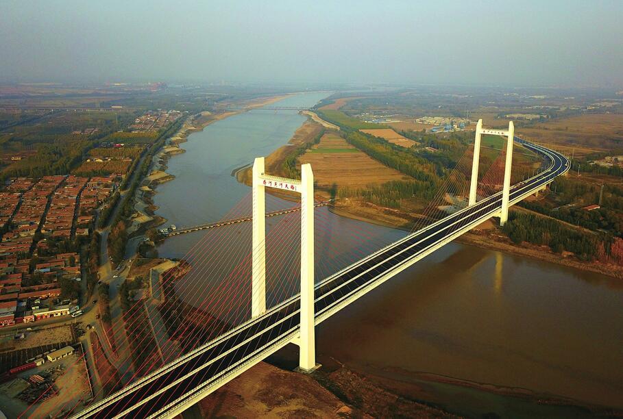 齐河黄河大桥通车后或对济南牌照小型客车免费