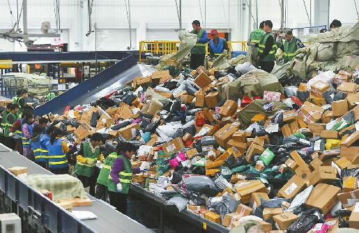 快递包装袋废品站不回收 买买买...
