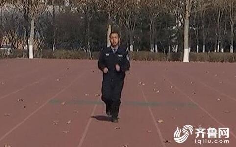 巡警狂减肥60斤为白血病患者捐骨髓 跑步跑到虚脱呕吐