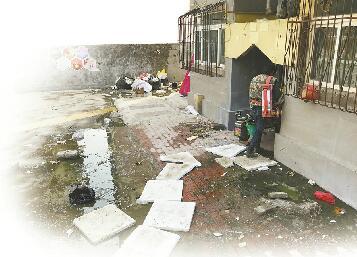 济南每天40多起污水外溢报修 却很难得到快速解决