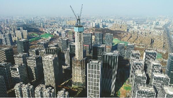 一个市民的城市发展初体验