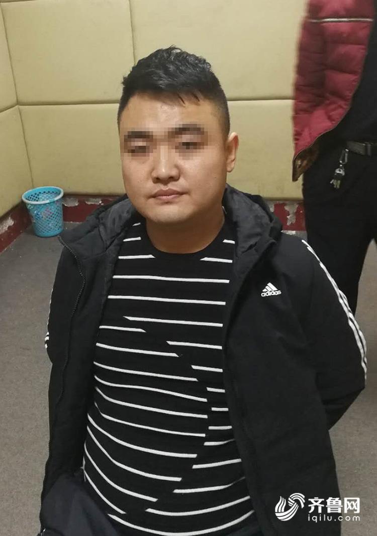 聊城撞人逃逸案告破 肇事者为网上逃犯已被警方控制