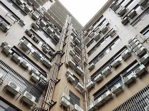 深圳现最牛居民楼 密集恐惧症慎入 如此群居房相关部门已在查处路上